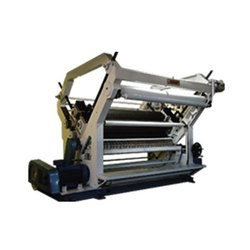 Double Profile Single Facer Corrugated Machine
