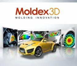 Moldex 3D Mold Flow Simulation