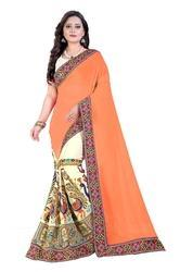 Riva 107 Georgette Saree