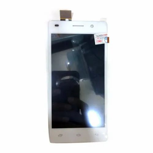 Glass White Mobile Smart Phone Touch Screen, Size: 4.0-6.0 inch