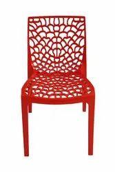 Plastic Supreme Chairs, Set Size: Set Of 6