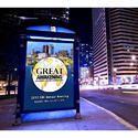 Backlit Advertising Banner