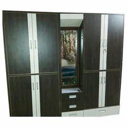 Stainless Steel Room Rectangular Wardrobe