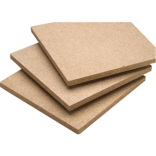 Rectangular Plain Particle Board Thickness 9 25 Mm