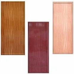 Plain PVC Door, Interior