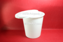 1000 ml Milky White Food Packaging Container