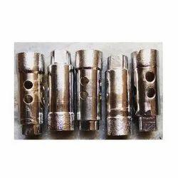 Polished Core Drill Bits