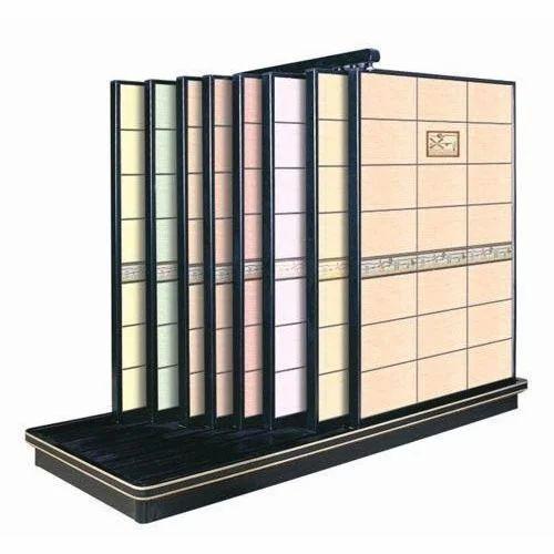 Ceramic Tile Display Rack At Rs 4800