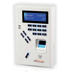 RealTime Machine Professional Monoscreen Access Control