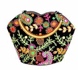 Embroidery Ladies Ethnic Handicraft Bag