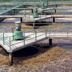 Aeration Sewage Treatment Plant