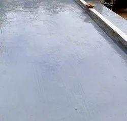 Liquid Roof Coating Service pu, Coating Material: Oil Paint