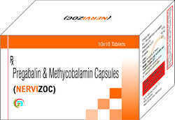 Pregabalin & Methycobalamin Tablets