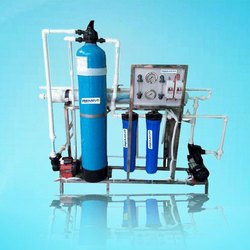 Stainless Steel Remino 250 LPH Industrial RO Water Purifier Plant