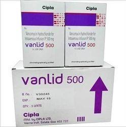 Vanlid 500 Mg Injection