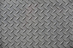 Mild Steel MS Chequered Plate