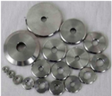 Chrome Plated Sheet Metal Pressed Components