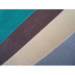 Colored Canvas Tent Fabric