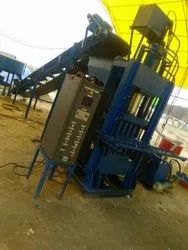 (sk-04)4kvt Automatic Fly Ash and Solid Bricks Making Machine