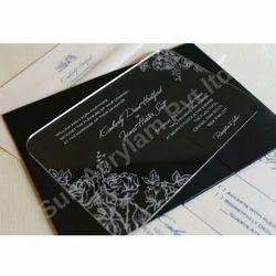 Marriage Card Acrylic Sheet