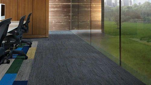 Interface Urban Retreat Planks Carpet Tile Workplace