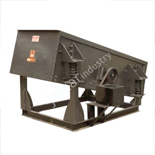Eccentric Shaft Type Vibrating Screen