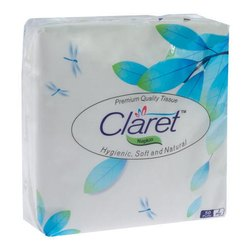 30 x 30 mm Claret Tissue Napkins
