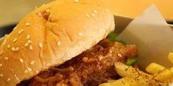 Aloo Patty Burger Combo