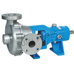 Incinerator Slurry Pumps