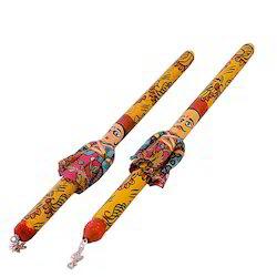 Puppet Crafted Navaratri Dandiya Sticks 101