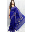 Handloom Cotton Box Design Saree