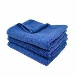 Plain Bathroom Terry Towel, Size: 70*140cm, 450-550 GSM