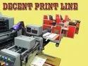 Double Color Poly Offset Printing Machine