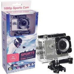 1080 Pixel HD Sports Action Camera