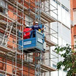 Mast Climbing Platforms