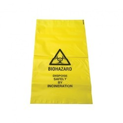 Biohazard Plastic Bag