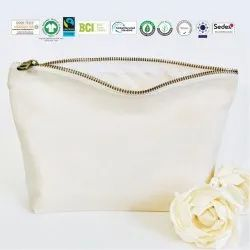 Eco Cotton Cosmetic Bag