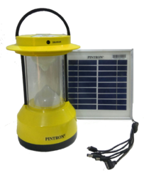 Pintron- Sunny (New Model) Solar LED Emergency Lantern