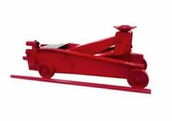 Hydraulic Trolley Jack 3 Ton, Size/Dimension: 3 Ton Capacity, Model Name/Number: Titan