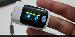 Hand Held Pulse Oximeter