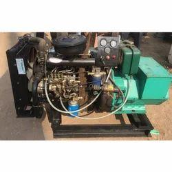 Ashok Leyland Three Phase Open Generator Set, Voltage: 415 V