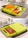 Easy Chop Plastic Chopping Board