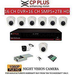 CP Plus 2.4 MP HD 16 Channel DVR