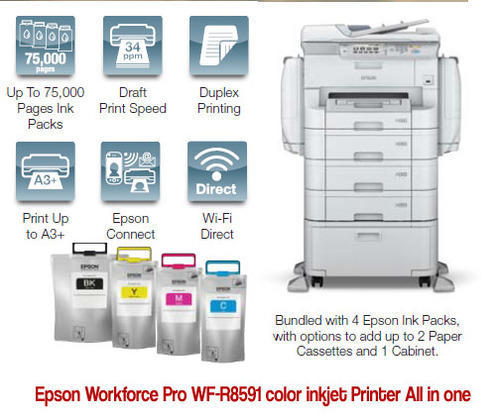Wf R8591 Epson Work Force Pro