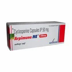 Arpimune Me 50 Mg Capsule