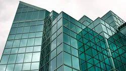 ACP Structure Glazing Work