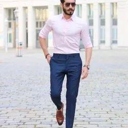 slim fit formal dress for men