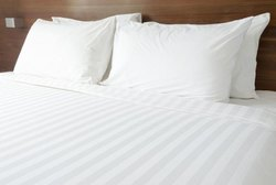 Striped Bedsheet