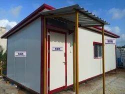 Steel Prefab Portable Isolation/Quarantine Ward