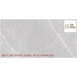 600 x 1200 Somany Grande Valor Armani Grey